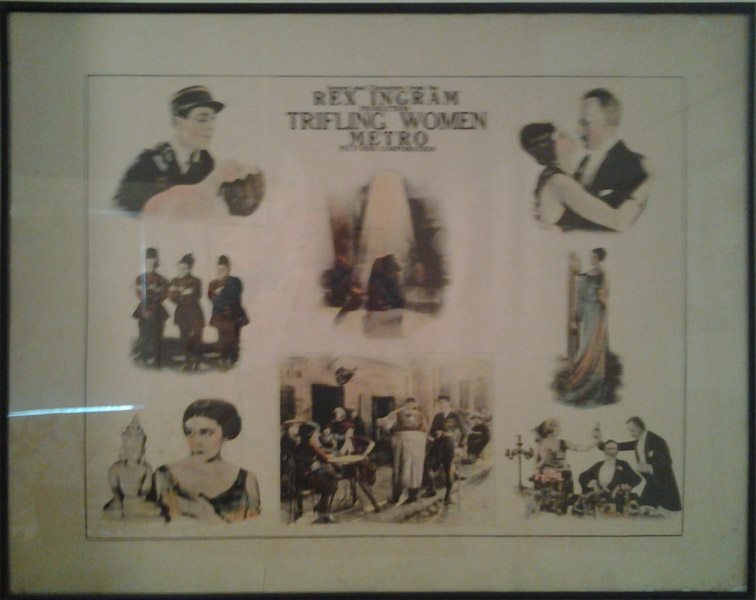 Trifling Women (half-sheet), courtesy of Bill Grantham