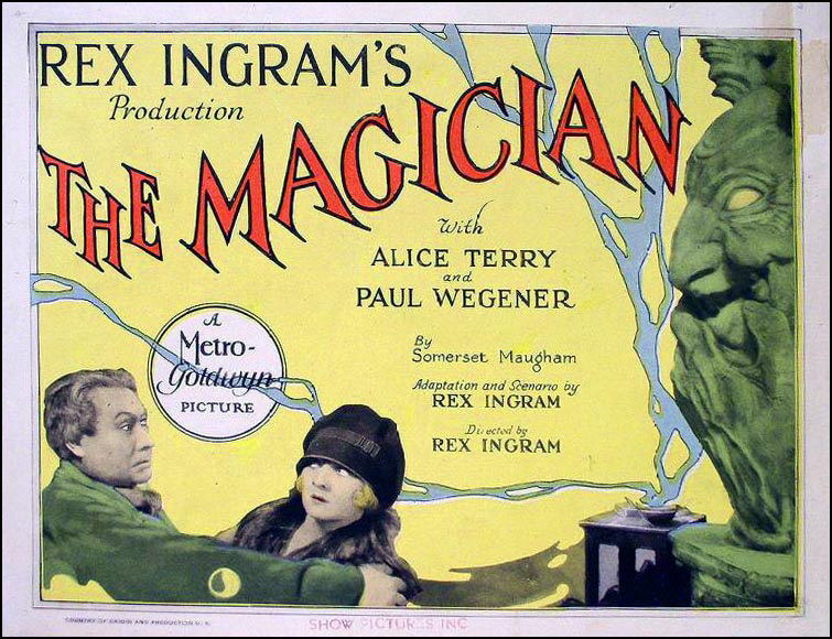 16. The Magician poster