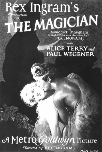 poster for The Magician
